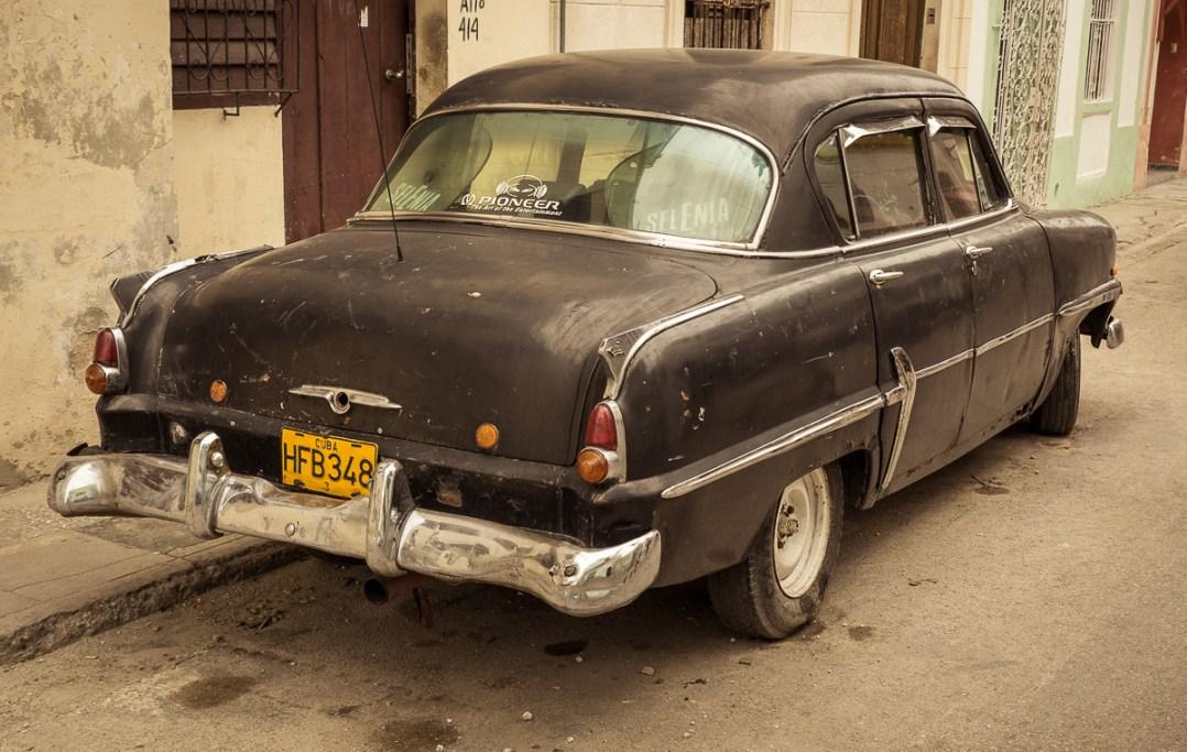 Cuba's Classic Cars