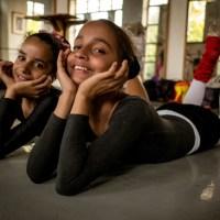 Young Ballerinas - Havana
