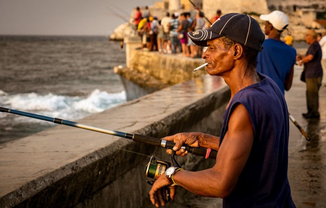 Havana, Cuba Malecon-9