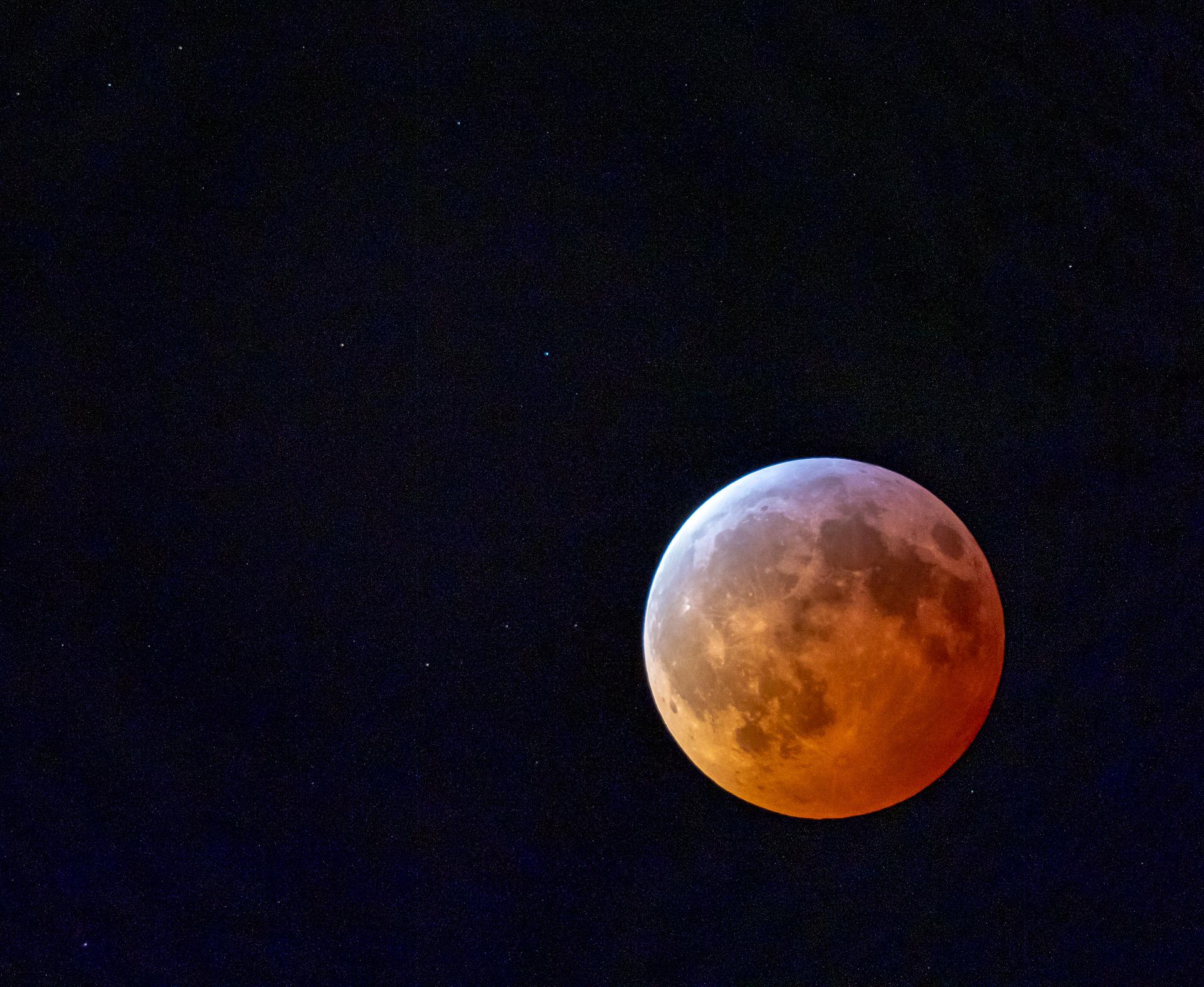 Lunar Eclipse, 1/20/2019