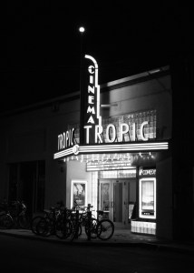 The Tropic Cinema in Key West, Florida