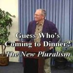 Guess Who's Coming to Dinner: The New Pluralism with Dr. Ron Miller