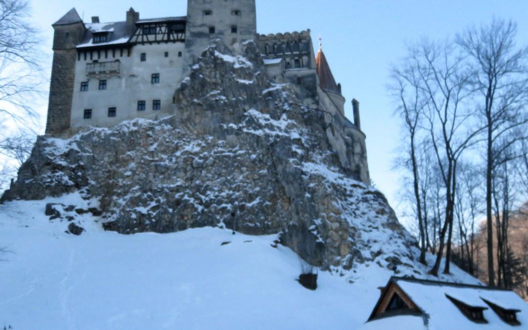 Welcome to Transylvania:  Stumbling Around Brasov, Romania
