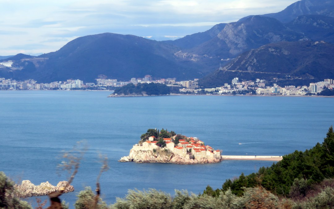 Presenting the Coast of Montenegro