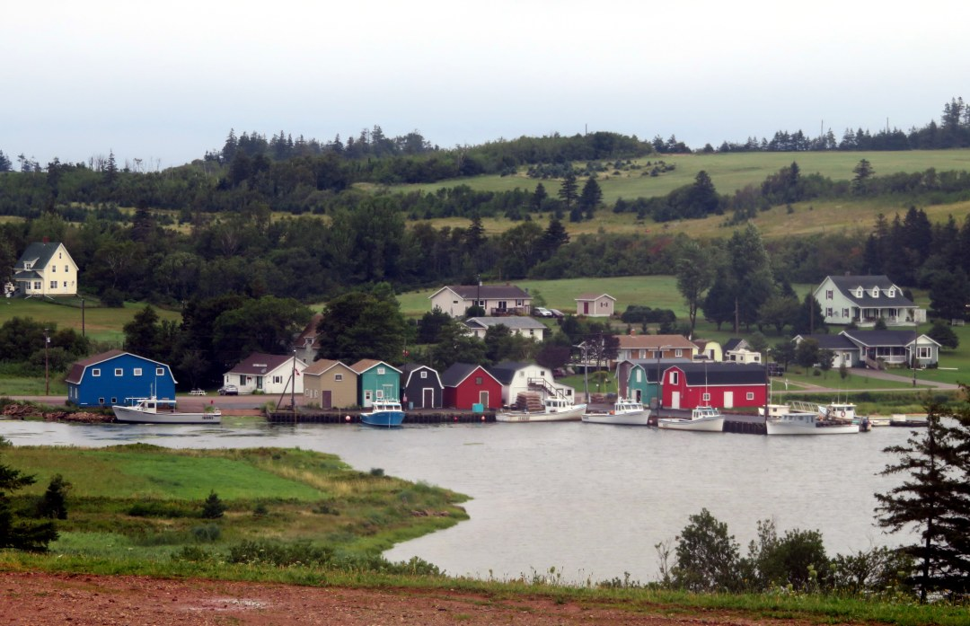 PEI fishing village 2