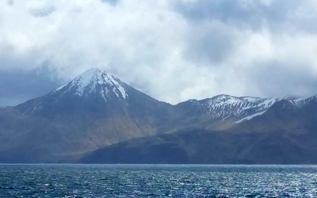 All Aboard to the Aleutian Islands