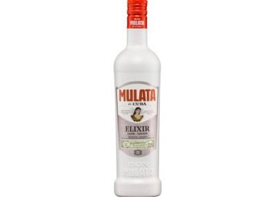 Ron Mulata Elixir de Cuba