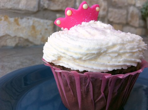 The Best Buttercream Cupcake