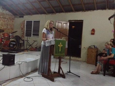 Ronne Preaching