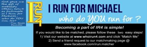 I run for