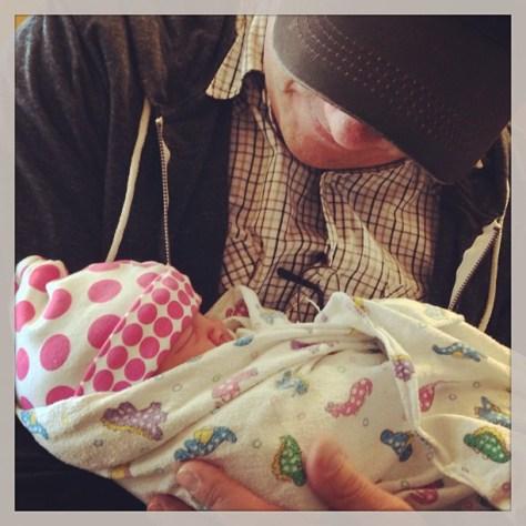 Tyler and Poppa