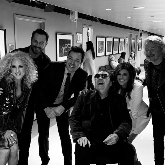 Ronnie Milsap and Little Big Town on Jimmy Fallon