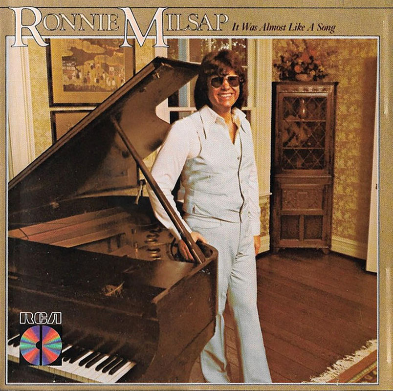 Ronnie Milsap It Was Almost Like a Song