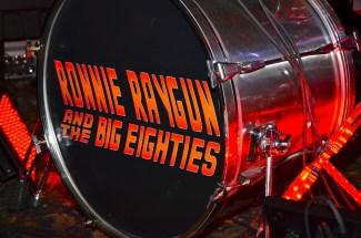 Ronnie Raygun Kick Logo
