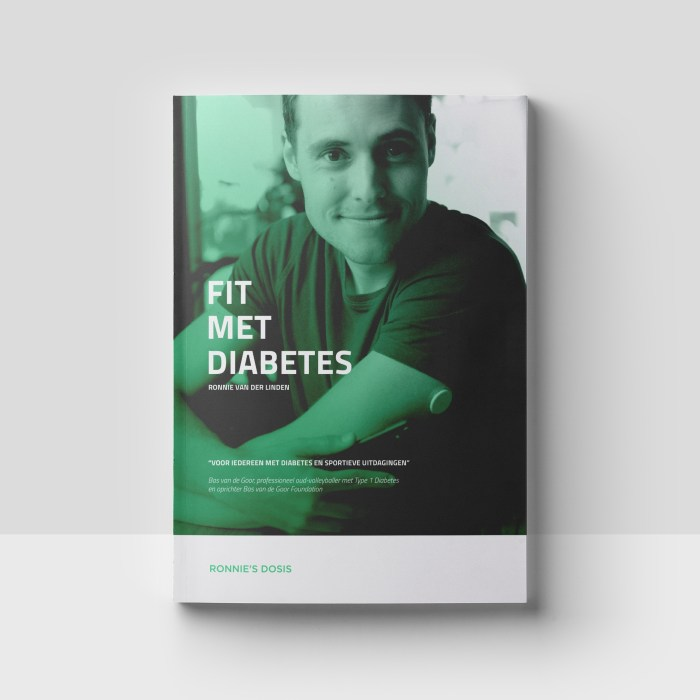 Fit met Diabetes e-book cover