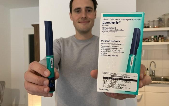 Langwerkende insuline vergeten