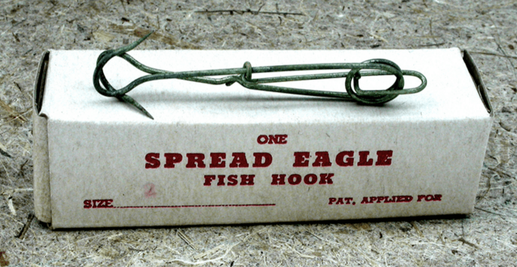 17a. Spread Eagle Fish Hook