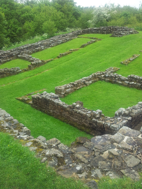 Milecastle 48 - Poltross Burn
