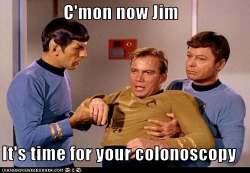 Colonoscopy Comedy