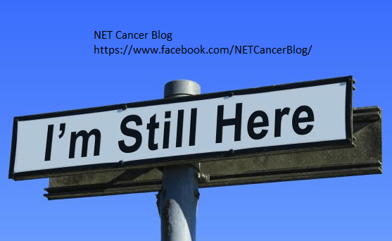Neuroendocrine Cancer - Ronny Allan: Background to my Diagnosis and Treatment