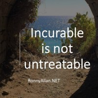 Neuroendocrine Cancer - Incurable is not untreatable