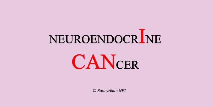 Neuroendocrine Cancer: I Can