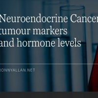 Neuroendocrine Cancer - tumour markers and hormone levels
