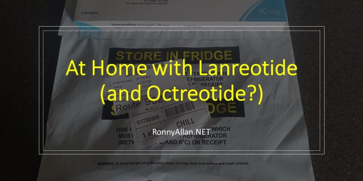 At home with Lanreotide (and Octreotide)