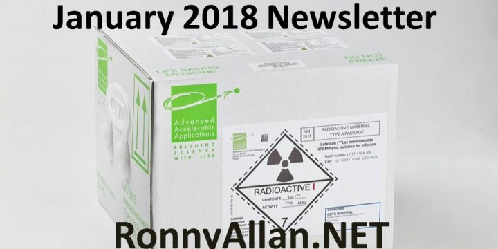 RonnyAllan.NET – Community Newsletter January 2018