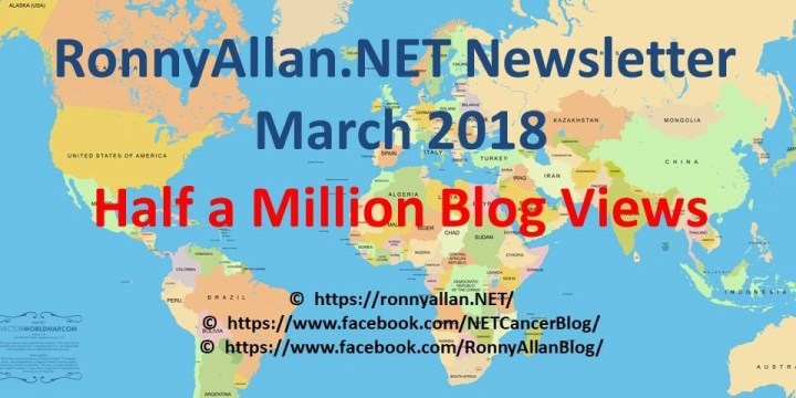 RonnyAllan.NET – Community Newsletter March 2018