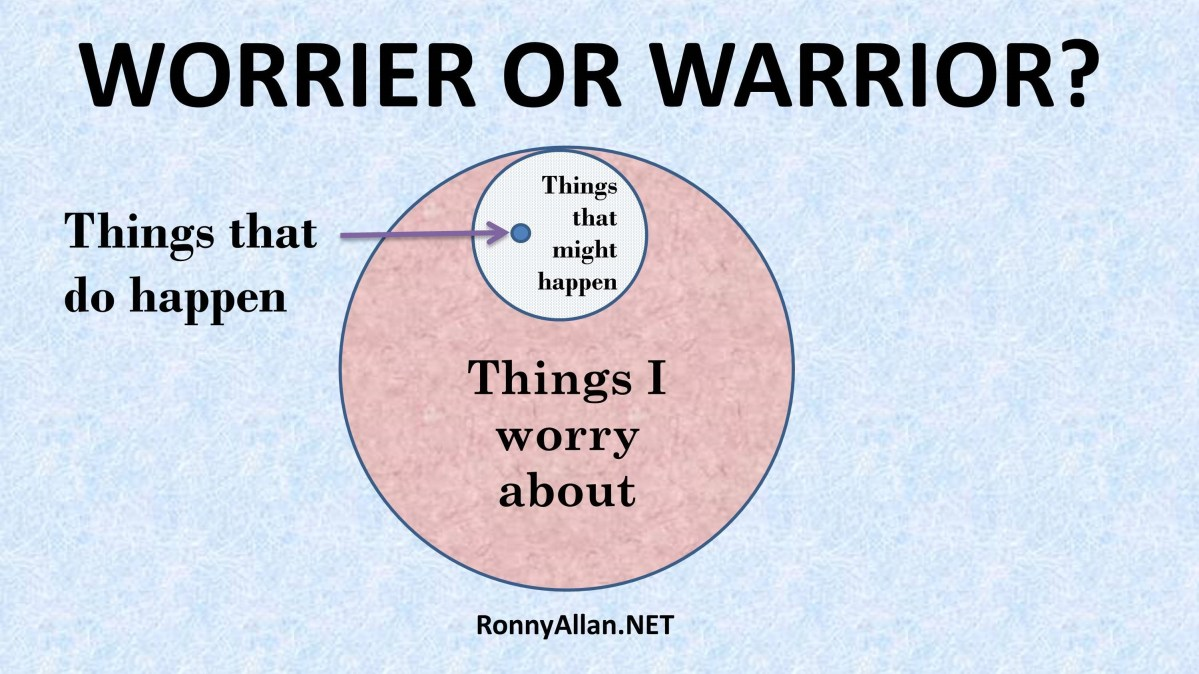 Living with Cancer - Worrier or Warrior?