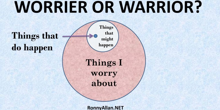 Living with Cancer – Worrier or Warrior?