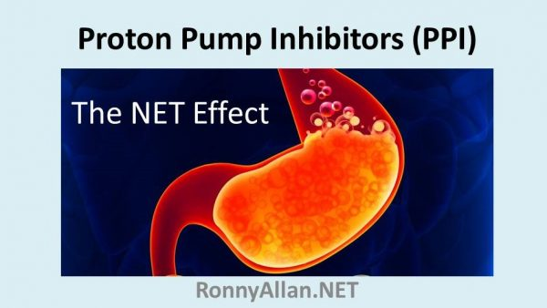 Proton Pump Inhibitors – the NET Effect