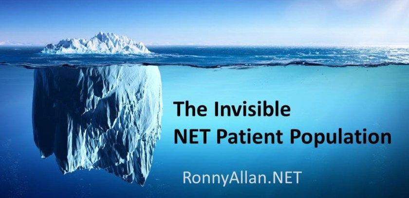 The Invisible NET Patinet Population