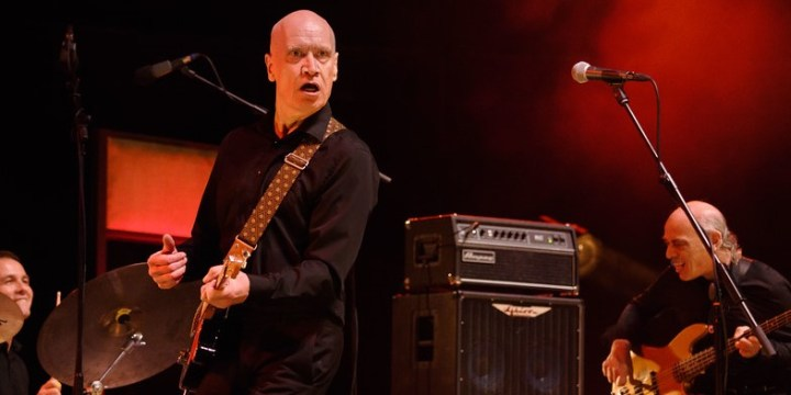 Neuroendocrine Cancer Survivor Wilko Johnson – from dying to living.  Rock and Roll!