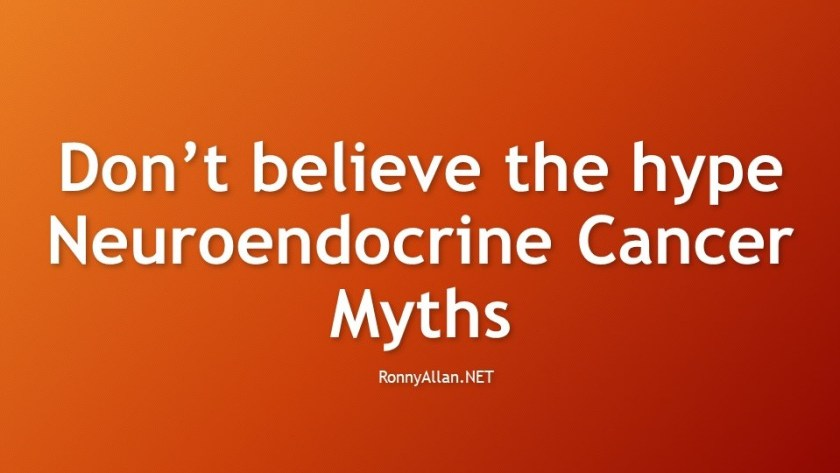 Don't believe the hype - 10 myths