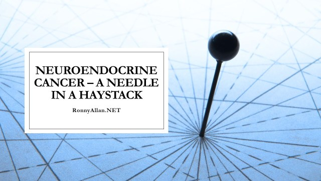 Neuroendocrine Cancer – a needle in a haystack