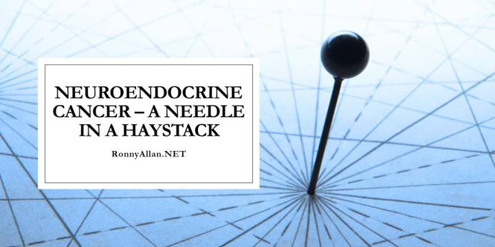 Neuroendocrine Cancer: a needle in a haystack, primary vs secondary