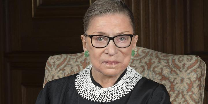 The Case of Justice Ruth Bader Ginsburg vs Cancer