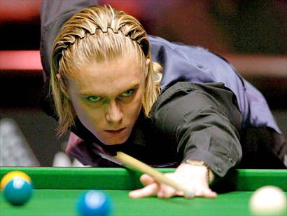 Paul Hunter – Snooker champion and Neuroendocrine Cancer patient.  Died 9th October 2006