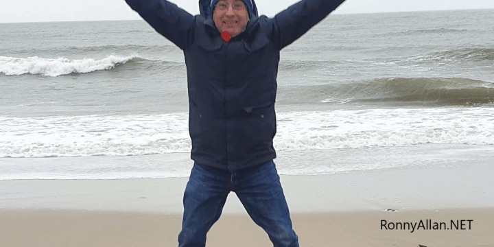 Piss off cancer – I'm 65 (…. and a half)
