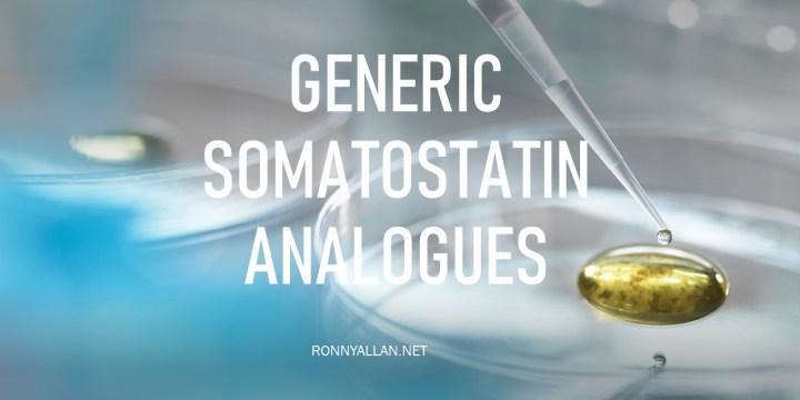 Generic Somatostatin Analogues for Neuroendocrine Cancer
