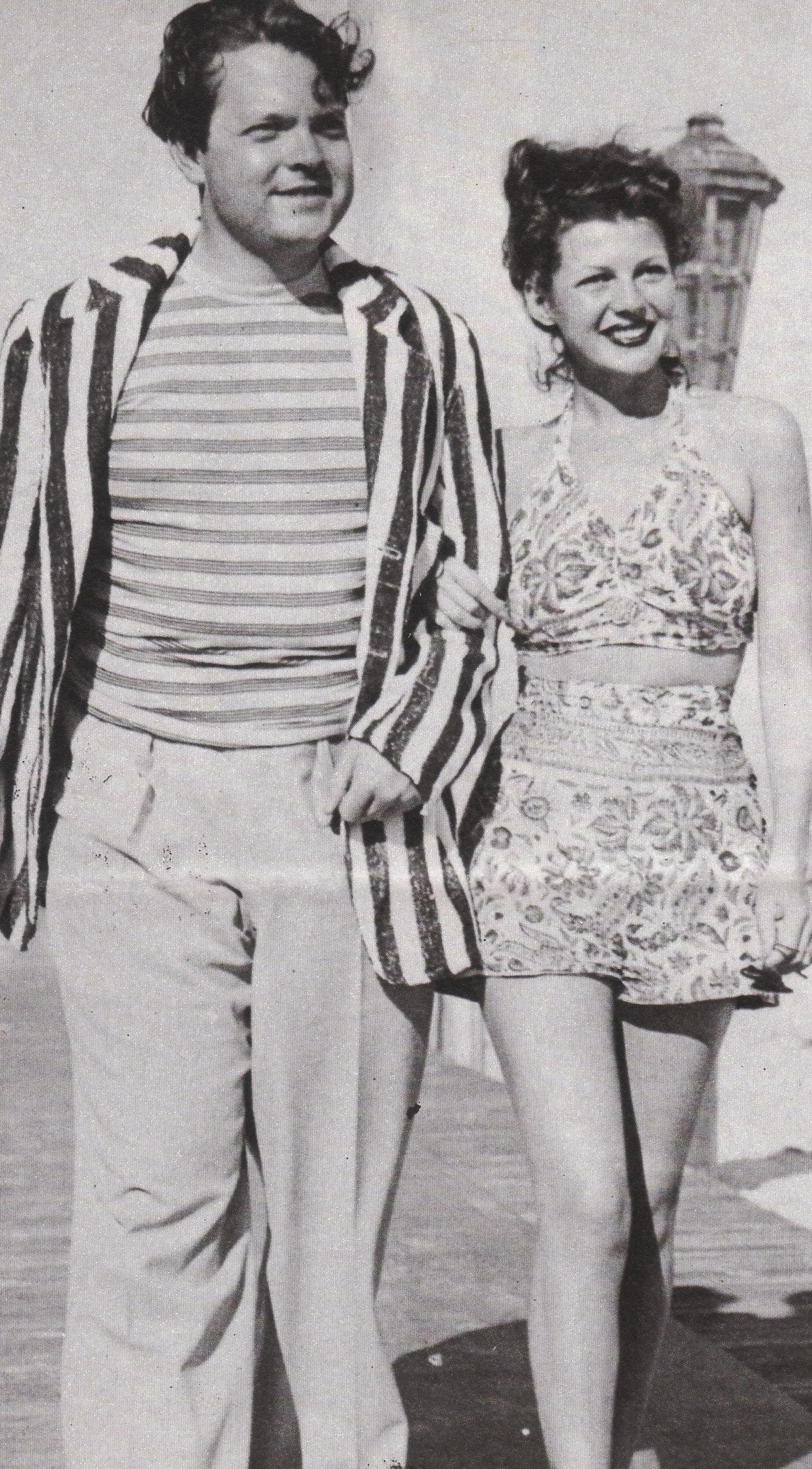 Welles & Hayworth