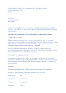 Antrag zum Anbau von Cannabis als Vorlage zum  kostenlosen Download & Kontakt zur Patientenbeauftragten des Bundestag bzgl. Gefahr für Leib und leben durch Polizei Willkür