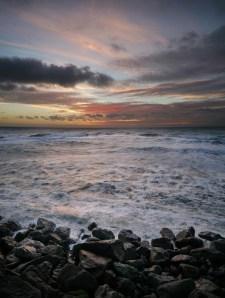 Unsettled Sea