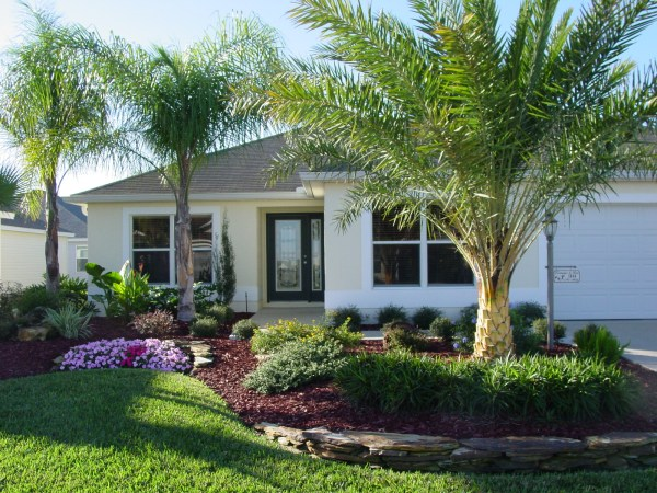 florida garden landscape ideas