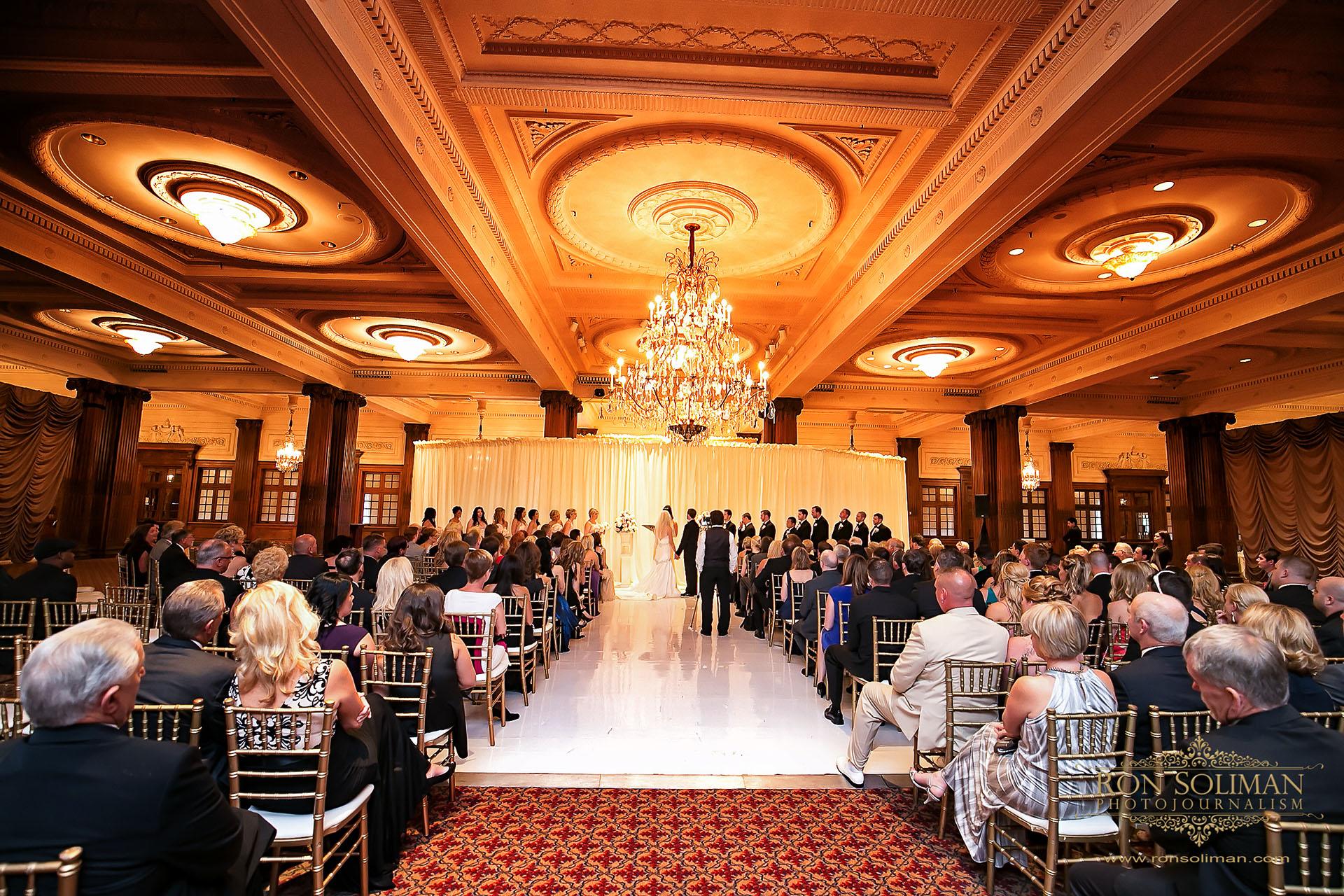 Crystal Tea Room Wedding  Jeri Lynn  Joe
