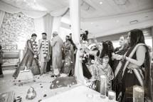 Hyatt Regency Jersey City Wedding Sona Rushabh