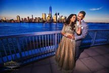 Hyatt Regency Jersey City Wedding
