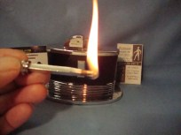 Refurbished antique ronson lighters